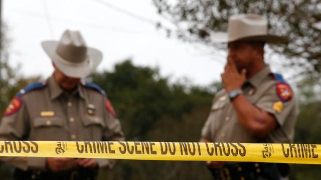Sprawca masakry w Teksasie uciekł z zakładu psychiatrycznego