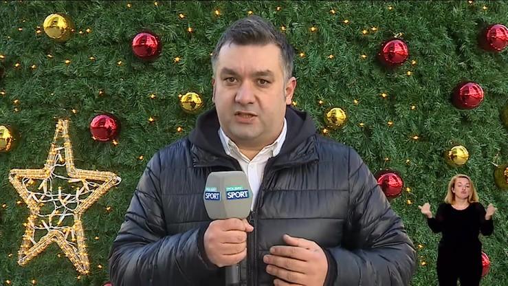 2016-12-04 Cezary z Pazurem: Piłkarze Zagłębia Sosnowiec dostali pod choinkę nowego trenera