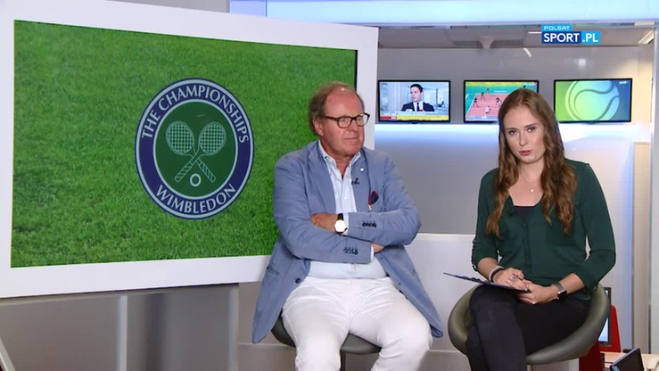 Podsumowanie Wimbledonu - 12.07