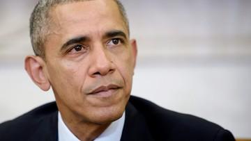 06-12-2015 06:20 Obama wygłosi orędzie do narodu. Tematyka: walka z terroryzmem