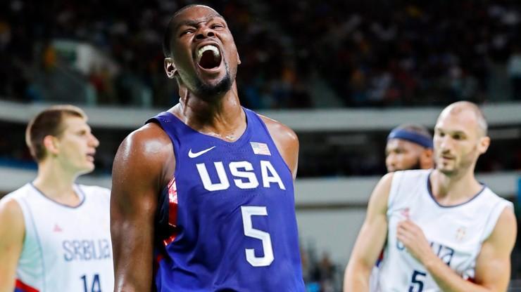 """Szef koszykówki w USA do reszty świata: """"Zaczniecie coś wreszcie grać?"""""""