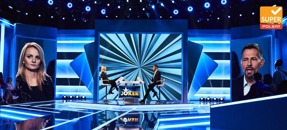 """Nowy teleturniej """"Joker"""" na antenie Super Polsat, program poprowadzi Krzysztof Ibisz"""