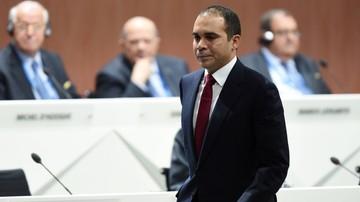 2015-09-09 Książę Ali ponownie wystartuje w wyborach na prezydenta FIFA