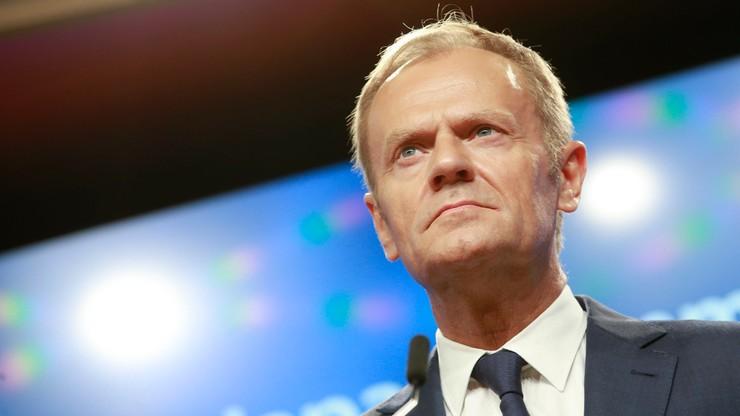 Tusk chce, by kraje G20 były bezwzględne w walce z przemytnikami ludzi