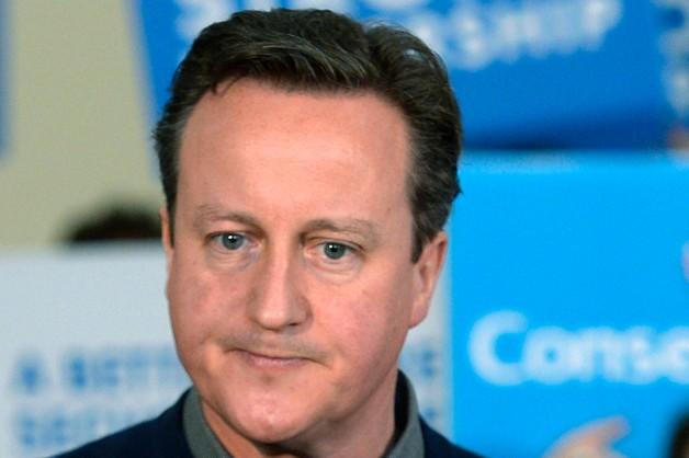 Cameron nie weźmie udziału w obchodach 9 maja w Moskwie