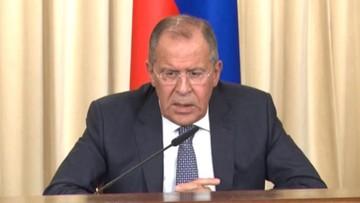 09-10-2016 15:51 Ławrow: Rosja może bronić swoich interesów w Syrii w razie nalotów USA