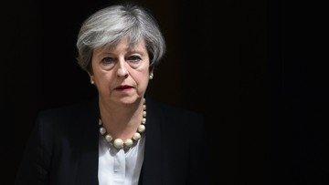 """""""Uciekanie od dyskusji"""" i """"brak przywództwa"""". May nie przyszła na debatę wyborczą do BBC"""