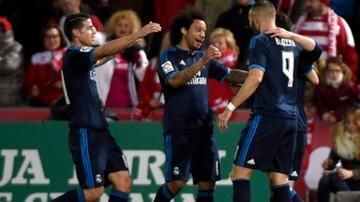 2016-02-07 Męki Realu Madryt w Granadzie. Modrić uratował Królewskich