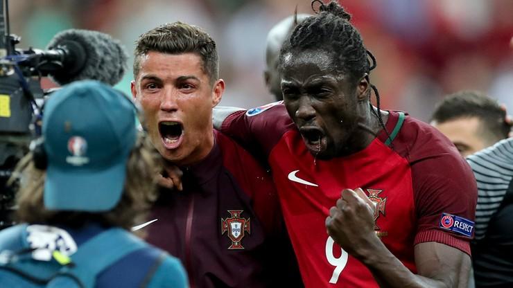 """Ronaldo natchnął Edera. """"Powiedział, że strzelę zwycięskiego gola"""""""
