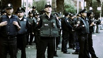 07-06-2016 08:02 Policja i wojsko winne zbrodni przeciwko ludzkości w Meksyku