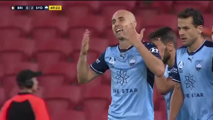 Ósmy gol Mierzejewskiego w Australii! Polak piłkarzem grudnia