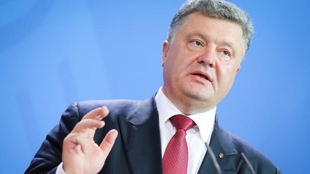 Ukraina: Poroszenko żąda szybkiego powołania koalicji i rządu