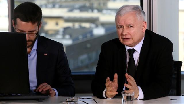 Kaczyński: Protesty to wynik niezadowolenia z efektu wyborów