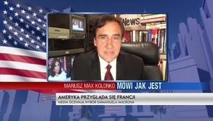 Mariusz Max Kolonko - Macron nie jest Napoleonem