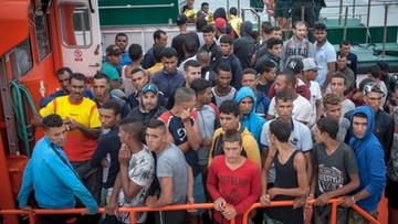 """20-07-2017 19:07 """"Ratowanie na morzu nie powinno być biletem do Europy"""". Szef austriackiego MSZ o migrantach"""