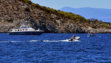 17-08-2016 10:31 Zderzenie łodzi niedaleko greckiej wyspy. Nie żyją cztery osoby
