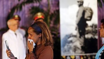 29-11-2016 20:21 Biały Dom: nie będzie oficjalnej delegacji USA na pogrzebie Castro