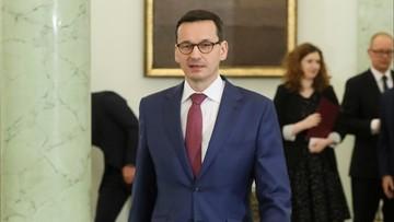 Morawiecki: wymiar sprawiedliwości to stajnia Augiasza, którą należy oczyścić