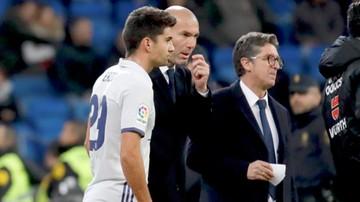 2016-11-30 Puchar Króla: Gol w debiucie Enzo Zidane'a! Real Madryt wygrał 6:1
