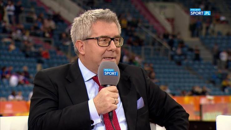 Ryszard Czarnecki opowiada o sporcie w Parlamencie Europejskim