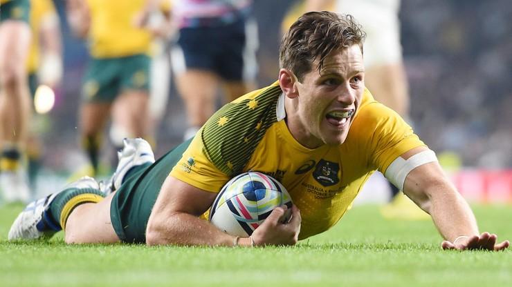 Puchar Świata w Rugby: Australia - Walia. Bój o pierwsze miejsce w grupie A na Polsatsport.pl!