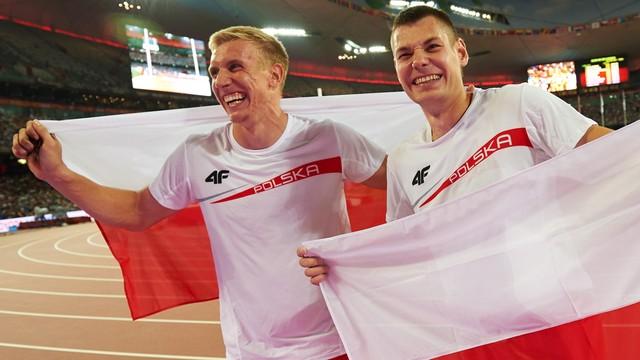 Lekkoatletyczne MŚ: dwa brązowe medale polskich tyczkarzy