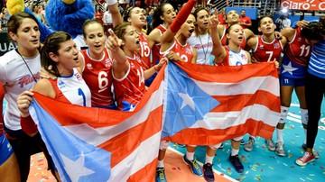 2016-05-23 Siatkarki Portoryko po raz pierwszy zagrają na igrzyska
