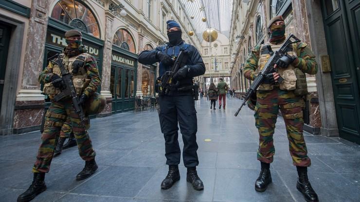 Trwa akcja sił specjalnych w centrum Brukseli