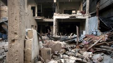 08-04-2017 18:57 15 cywilów zginęło w nalocie sił USA na okolice Ar-Rakki w Syrii