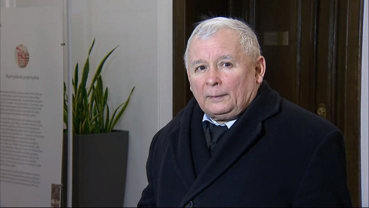 Kaczyński:  będąc poza rządem, sam powinienem być opozycją
