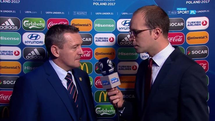 Selekcjoner Anglii U21: Liczymy na obecność Milika. Chcemy go powstrzymać!