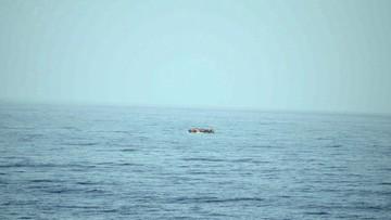 02-06-2016 20:36 Chcieli przedostać się z Libii do Włoch. 85 ciał migrantów wyrzuconych przez morze