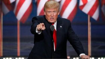10-08-2016 07:00 Trump sugeruje zamach na Hillary Clinton? Tak twierdzą jego przeciwnicy