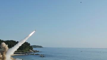 """05-07-2017 05:23 """"Możemy uderzyć w każde miejsce na świecie"""". Korea Płn. przetestowała pocisk, który może przenosić głowicę nuklearną"""