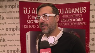Alkohol, seks, narkotyki. Biografia DJ-a Adamusa już w księgarniach