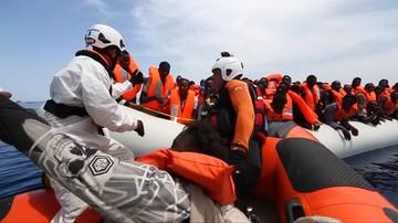 06-05-2017 06:40 20 operacji na Morzu Śródziemnym. Uratowano 3 tys. migrantów