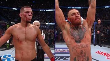 2016-11-15 UFC: Diaz chciał zakłócić świętowanie McGregora! Zamknięcie trylogii w przyszłym roku?