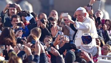 02-12-2015 11:47 Papież: koegzystencja bogactwa i ubóstwa to hańba ludzkości