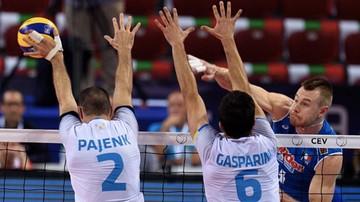 2015-10-17 Słowenia - Włochy 3:1. Skrót meczu