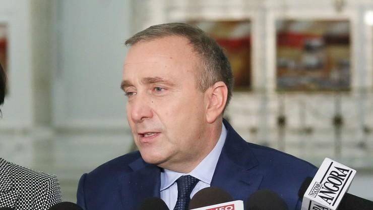 Schetyna: prezydent i premier powinni stanąć przed Trybunałem Stanu