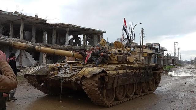 Syria: siły reżimu Asada zdobywają kolejne tereny