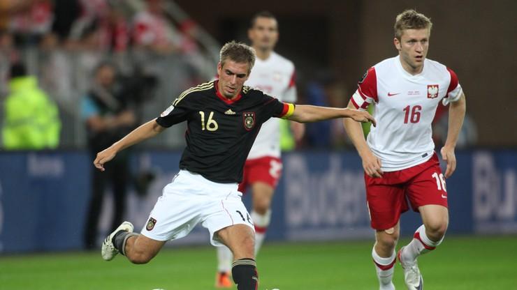 Lahm zostanie honorowym kapitanem reprezentacji Niemiec