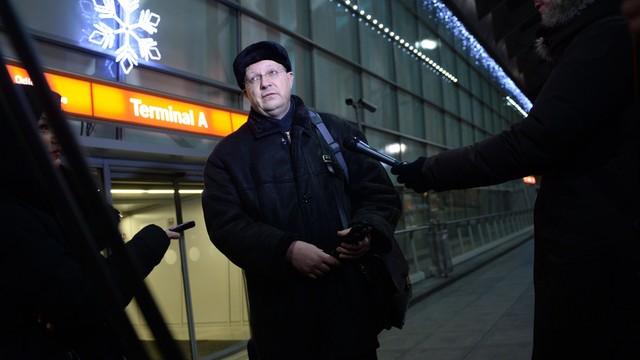 Rosyjski dziennikarz Leonid Swiridow opuścił Polskę