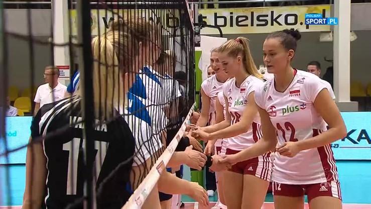 Polska - Estonia 3:0. Skrót meczu