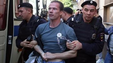 03-11-2016 20:47 Rosyjski więzień głodujący w kolonii karnej pisze o torturach. Protestował przeciw Putinowi