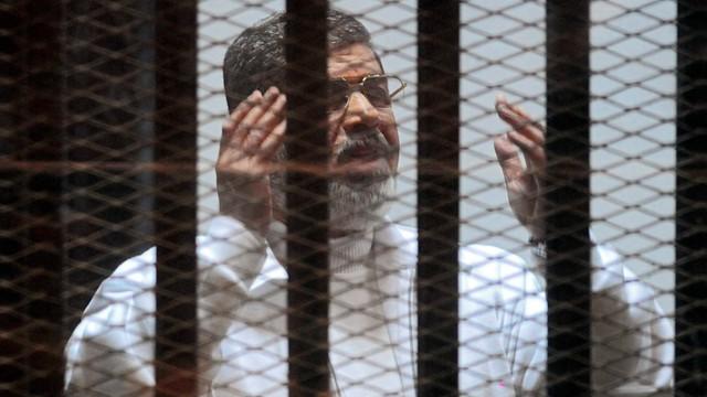 Turcja i Amnesty International krytykują wyrok śmierci dla byłego prezydenta Egiptu