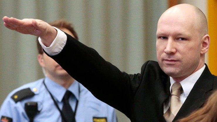 Ruszył proces Breivik kontra norweskie państwo
