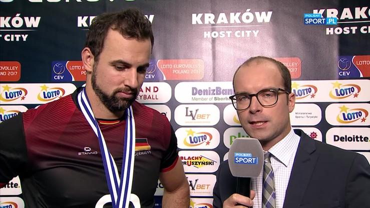 Grozer: Musimy zaakceptować zwycięstwo Rosji, ale jesteśmy dumni ze srebrnego medalu