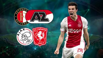 2017-03-12 Feyenoord Rotterdam - AZ Alkmaar: Transmisja na żywo