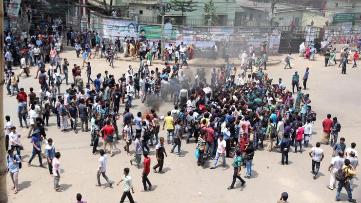 Po zabójstwie kolejnego przeciwnika islamu w Bangladeszu, USA rozważają udzielenie schronienia blogerom